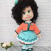 Мягкие игрушки ручной работы. Ярмарка Мастеров - ручная работа Кукла Шарлотта. Handmade.