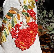 Для дома и интерьера ручной работы. Ярмарка Мастеров - ручная работа Льняной мешочек для трав. Handmade.