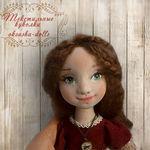 Живые куколки (oksasha-dolls) - Ярмарка Мастеров - ручная работа, handmade