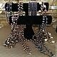 Купить украшения из жемчуга красивая авторская дизайнерская бижутерия жемчужные бусы ожерелье колье браслеты ручной работы