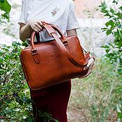 Сумки и аксессуары handmade. Livemaster - original item Phoenix sports bag. Handmade.