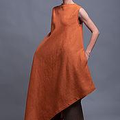 Платья ручной работы. Ярмарка Мастеров - ручная работа Платье туника YUCCA - 31 расцветка. Handmade.