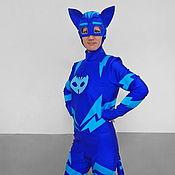"Одежда handmade. Livemaster - original item Catboy ""PJ Masks"". Animator-actor  suit. Handmade."