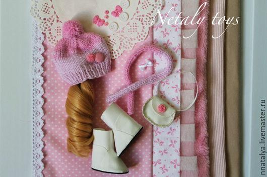 Куклы и игрушки ручной работы. Ярмарка Мастеров - ручная работа. Купить Набор для изготовления куклы. Handmade. Комбинированный, кукла интерьерная