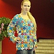 Тунику демонстрирует  Анастасия Новикова.  Ее войлочные игрушки в магазине http://www.livemaster.ru/galinadevi?cid=197639&clb=2&sort=&sorder= и браслеты http://www.livemaster.ru/galinadevi