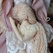 """Куклы и игрушки ручной работы. Ярмарка Мастеров - ручная работа Ангел """"Поговори со мною мама..."""". Handmade."""