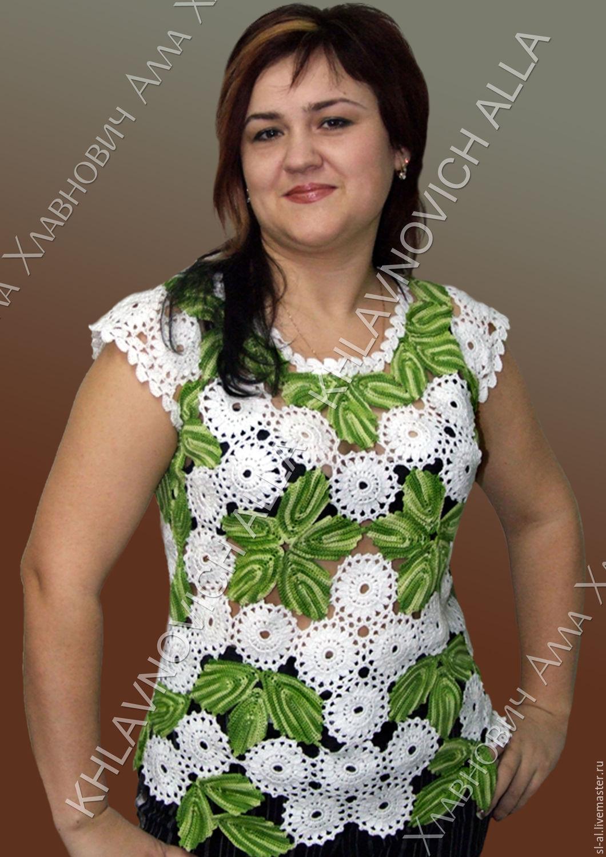 """Блуза """"Посредине счастья"""" Модель №602, Блузки, Днепр, Фото №1"""