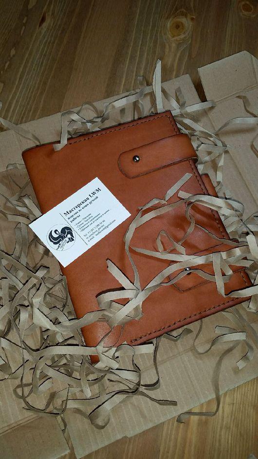 Блокноты ручной работы. Ярмарка Мастеров - ручная работа. Купить Блокнот Ежедневник. Handmade. Комбинированный, блокнот в подарок, блокнот для рецептов