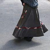 Одежда handmade. Livemaster - original item юбка. Handmade.