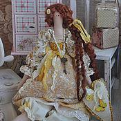 """Куклы и игрушки ручной работы. Ярмарка Мастеров - ручная работа Кукла в стиле Тильда """"Солнечный день"""". Handmade."""
