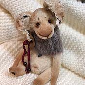 Мягкие игрушки ручной работы. Ярмарка Мастеров - ручная работа Кролик «Ральф». Handmade.
