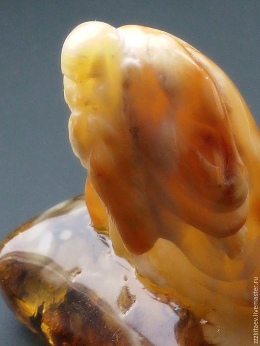 Миниатюрные модели ручной работы. Ярмарка Мастеров - ручная работа. Купить миниатюра СТРАННИК. Handmade. Белый, amber