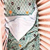 Комплекты постельного белья ручной работы. Ярмарка Мастеров - ручная работа Постельный комплект. Handmade.