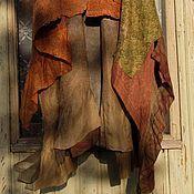 Одежда ручной работы. Ярмарка Мастеров - ручная работа Жилет-сюртук. Handmade.