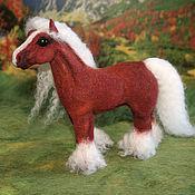 """Куклы и игрушки ручной работы. Ярмарка Мастеров - ручная работа Лошадь Тала породы """"тинкер"""". Handmade."""