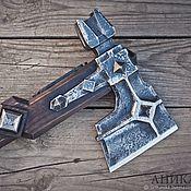 Сувениры и подарки handmade. Livemaster - original item Hand forged axe Gundabad. Handmade.