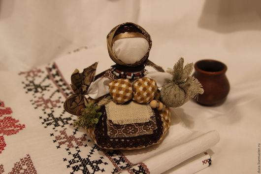 Народные куклы ручной работы. Ярмарка Мастеров - ручная работа. Купить Кубышка травница Володушка. Handmade. Славянская кукла