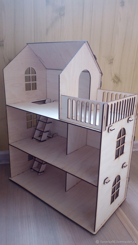 Кукольный домик, Кукольные домики, Лесной,  Фото №1