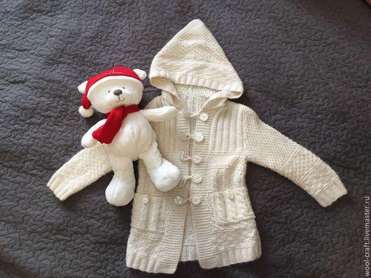 Одежда для девочек, ручной работы. Ярмарка Мастеров - ручная работа. Купить пальто детское. Handmade. Бежевый, расцветки разные