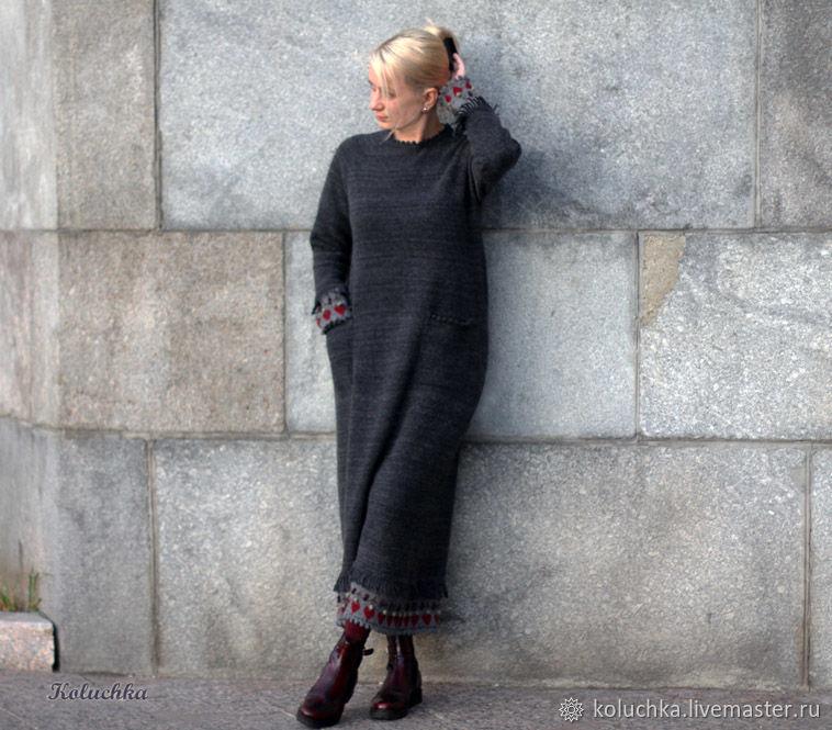 Dresses handmade. Livemaster - handmade. Buy Hippie dress 2.Boho style, the loose silhouette