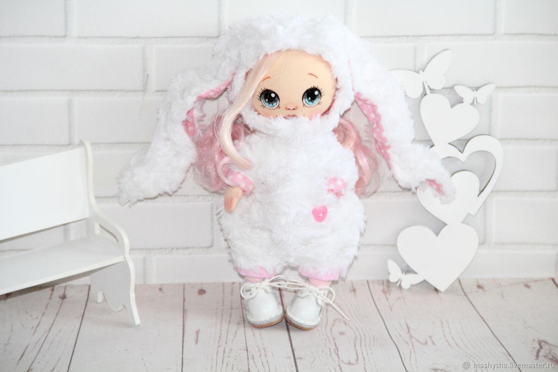 Текстильная куколка Зоечка, Куклы и пупсы, Алексеевка,  Фото №1