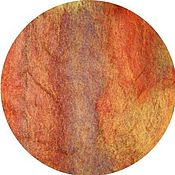 Материалы для творчества handmade. Livemaster - original item Cardoons NZ. Multicolor.27 MD Germany. wool for felting. Handmade.