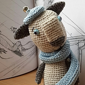 Куклы и игрушки ручной работы. Ярмарка Мастеров - ручная работа Бонька. Handmade.