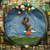 """Кукольный театр ручной работы. Ярмарка Мастеров - ручная работа """"Это Я"""". Handmade."""