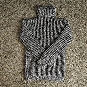 Одежда handmade. Livemaster - original item Sweater knit made of wool (No. №299). Handmade.