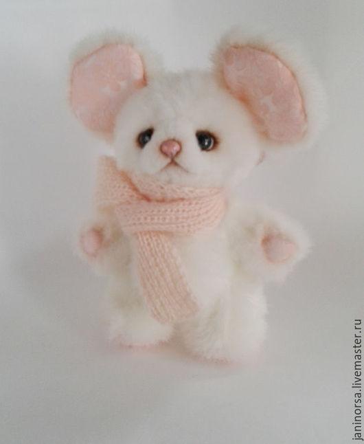 Мишки Тедди. Авторская игрушка -мышонок Костя. Автор - Янина Орса. Ярмарка мастеров