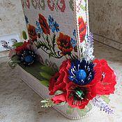 Сувениры и подарки ручной работы. Ярмарка Мастеров - ручная работа Коробка подарочная для иконы. Handmade.