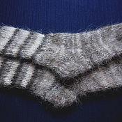 Аксессуары handmade. Livemaster - original item Woman`s knitted socks. Handmade.