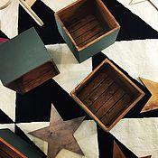 Для дома и интерьера ручной работы. Ярмарка Мастеров - ручная работа Ящики декоративные.. Handmade.