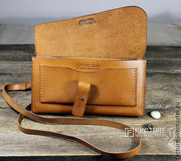 Авторские сумки из кожи из кожи