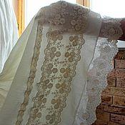 Одежда ручной работы. Ярмарка Мастеров - ручная работа Нижняя юбка подъюбник из марлевки. Handmade.