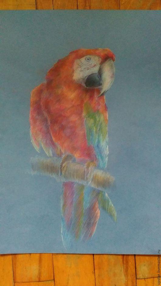 Животные ручной работы. Ярмарка Мастеров - ручная работа. Купить Ары. Handmade. Комбинированный, пастель, пастельные оттенки, пастельные цвета