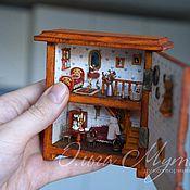 Куклы и игрушки ручной работы. Ярмарка Мастеров - ручная работа Комод, в котором можно жить. Handmade.