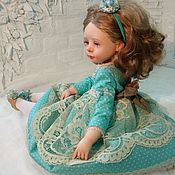 Куклы и пупсы ручной работы. Ярмарка Мастеров - ручная работа Малышка. Handmade.
