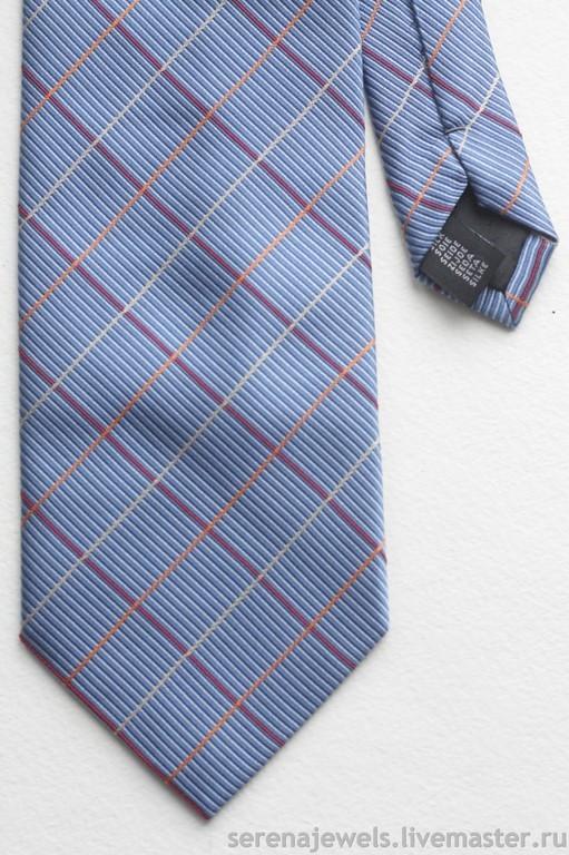 Винтажная одежда и аксессуары. Ярмарка Мастеров - ручная работа. Купить Мужской шелковый галстук №1. Handmade. Галстук, подарок мужчине