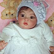Куклы Reborn ручной работы. Ярмарка Мастеров - ручная работа Кукла реборн Люси. Handmade.