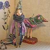Куклы и игрушки ручной работы. Ярмарка Мастеров - ручная работа Лу и Твикки. Пилоты для особых поручений. Handmade.