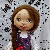 Куклы и игрушки ручной работы. Ярмарка Мастеров - ручная работа Кукла авторская Настенька. Handmade.