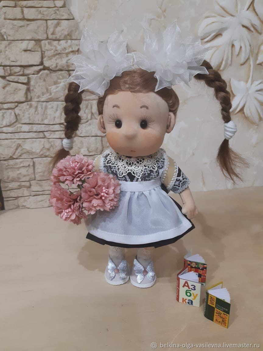 Кукла школьница, Куклы и пупсы, Новосергиевка,  Фото №1