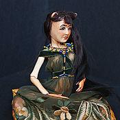 Куклы и пупсы ручной работы. Ярмарка Мастеров - ручная работа Бастет Богиня Египта. Handmade.