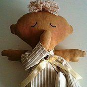 """Куклы и игрушки ручной работы. Ярмарка Мастеров - ручная работа Куклы Тильда-сплюшки """"Малыши"""". Handmade."""