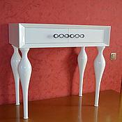 Для дома и интерьера ручной работы. Ярмарка Мастеров - ручная работа Туалетный столик Юлия. Handmade.