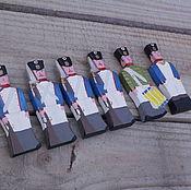 Куклы и игрушки ручной работы. Ярмарка Мастеров - ручная работа Французская армия Наполеона (линейная пехота). Handmade.