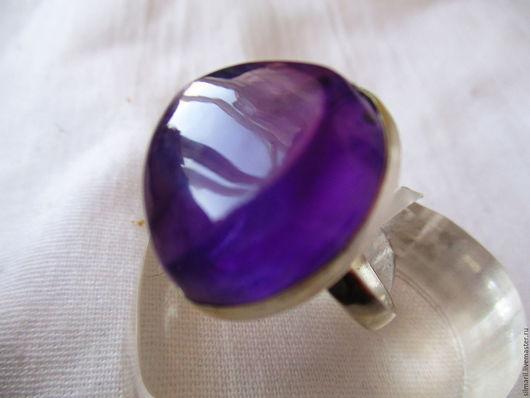 кольцо `Восточный танец` цена 2900 аметист