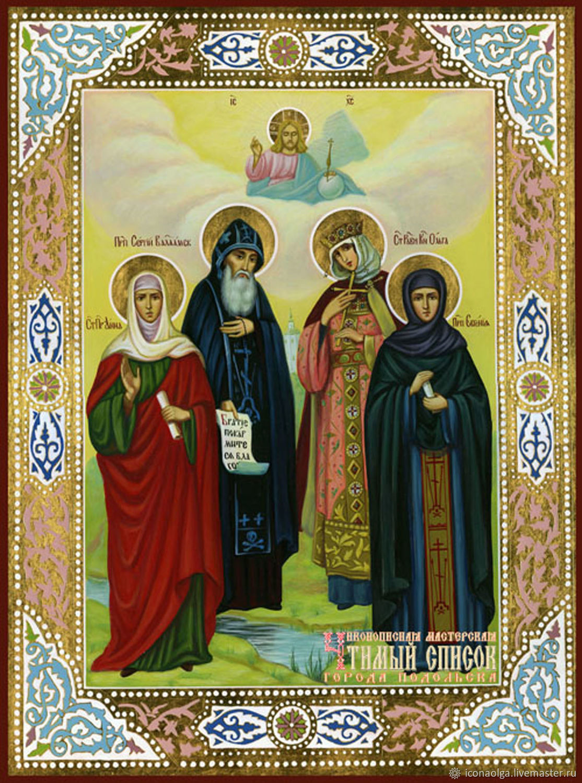 Семейная икона, Иконы, Подольск,  Фото №1