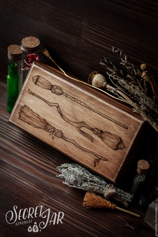 Box Three broomsticks, Box, Moscow,  Фото №1
